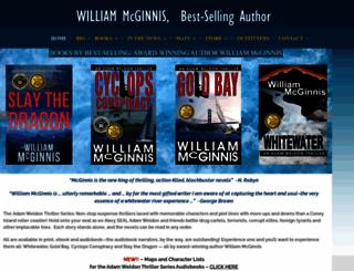 williammcginnis.com screenshot