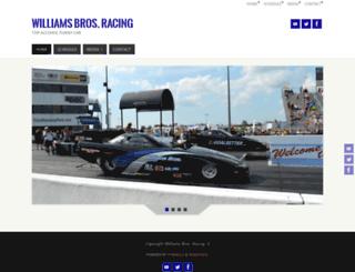 williamsbrostafc.com screenshot