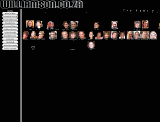williamson.co.za screenshot