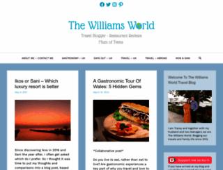 williamsworld.co.uk screenshot