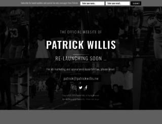 willis52.com screenshot