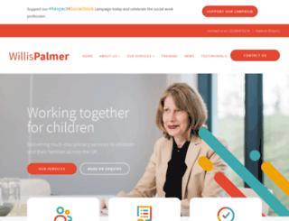 willispalmer.com screenshot