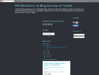 willmccann87.blogspot.ie screenshot