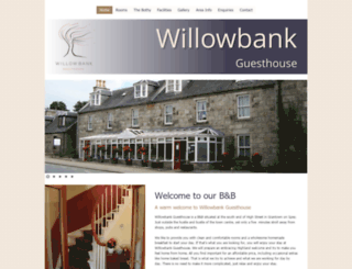 willowbankguesthouse.co.uk screenshot