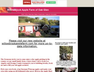 willowbrookapple.tripod.com screenshot
