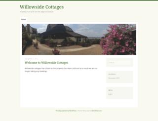 willowsidelakes.co.uk screenshot
