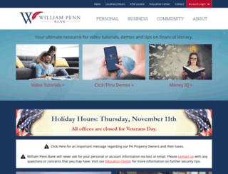willpenn.com screenshot