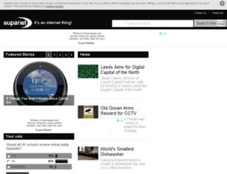 willrich.supanet.com screenshot