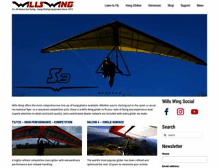 willswing.com screenshot