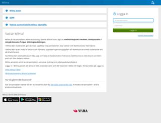 wilma.pargas.fi screenshot