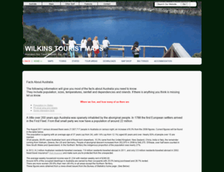 wilmap.com.au screenshot