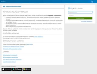 wilmasr.kauhava.fi screenshot