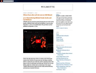 wilmette.blogspot.com screenshot