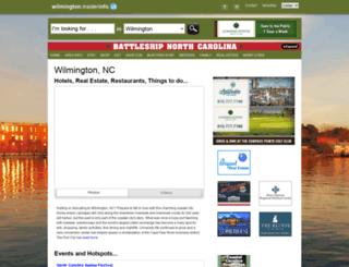 wilmington.insiderinfo.us screenshot
