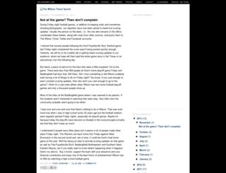 wilsontimessports.blogspot.com screenshot