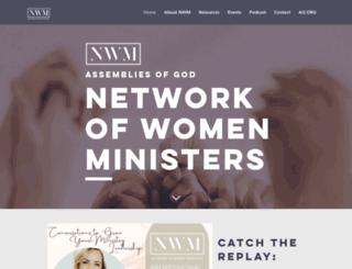wim.ag.org screenshot