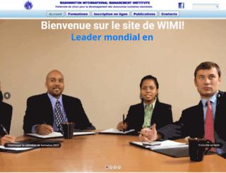 wimi.net screenshot