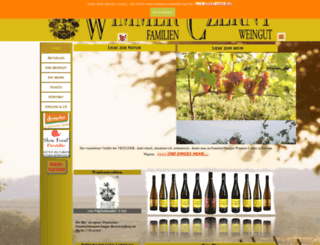 wimmer-czerny.at screenshot