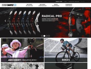 win-archery.com screenshot