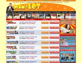 winalot.com screenshot