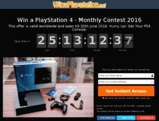 winaplaystation.net screenshot