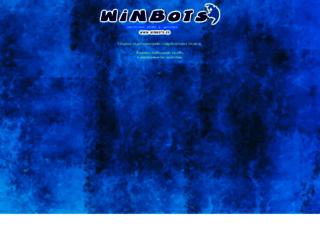 winbots.es screenshot