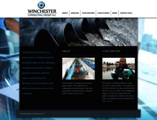 winchesterconsult.com screenshot
