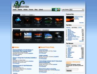 wincustomize.com screenshot