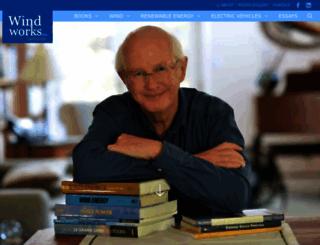 wind-works.org screenshot
