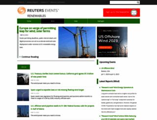 windenergyupdate.com screenshot