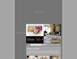 windfineartgallery.com screenshot