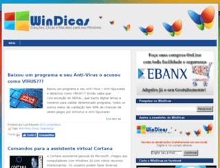 windicas.com.br screenshot