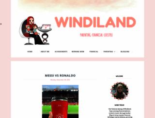 windiland.blogspot.com screenshot