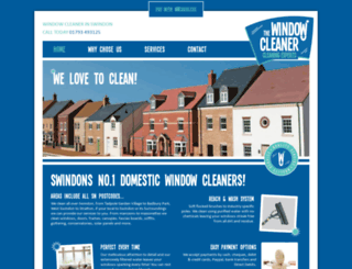 windowcleanerswindon.uk screenshot