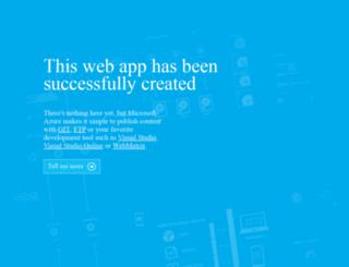 windows-gift.azurewebsites.net screenshot