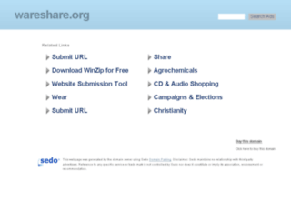 windows.wareshare.org screenshot