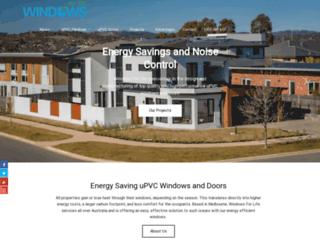 windows4life.com.au screenshot