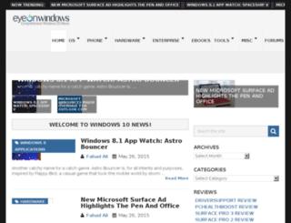 windows7update.com screenshot
