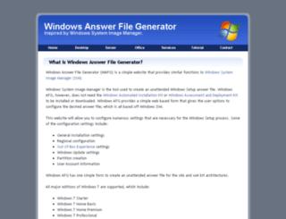 windowsafg.no-ip.org screenshot