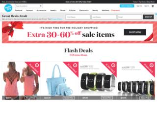 windowshopping.11main.com screenshot
