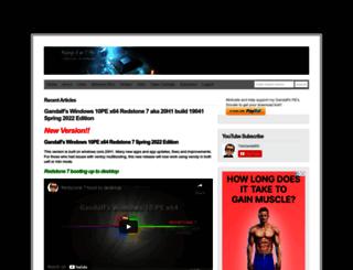 windowsmatters.com screenshot