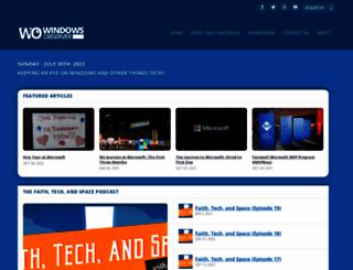 windowsobserver.com screenshot
