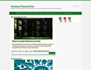 windowsthemesfree.com screenshot