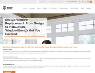 windowstrong.com screenshot