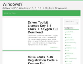 windowsy.net screenshot