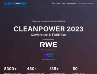 windpowerexpo.org screenshot
