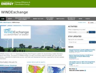 windpoweringamerica.gov screenshot