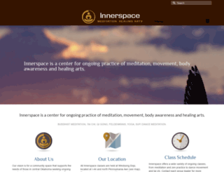 windsonginnerspace.com screenshot