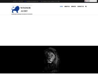 windsoraudit.com screenshot