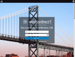 windsordirect.info screenshot